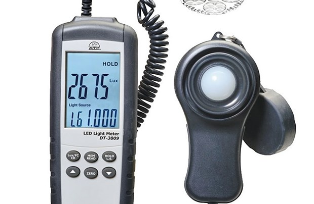 Environmental monitoring equipment