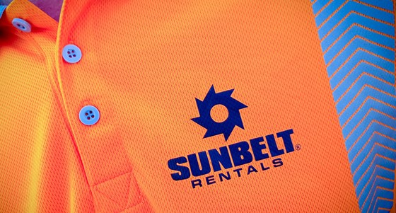 Sunbelt Rentals Uniform