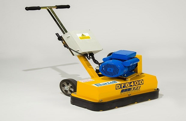 Floor surface preparation equipment hire